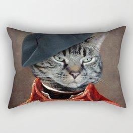 General Leonard J.Katz Rectangular Pillow