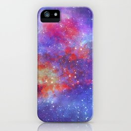 Heart of Universe iPhone Case