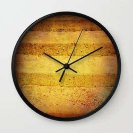 Focus on the stairs Wall Clock
