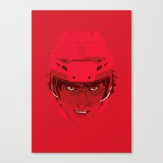 Ovechkin Superhero Canvas Print