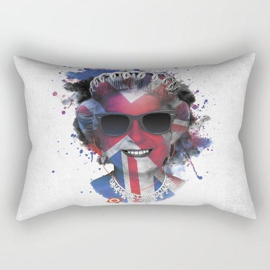 Queen Listen Music Rectangular Pillow