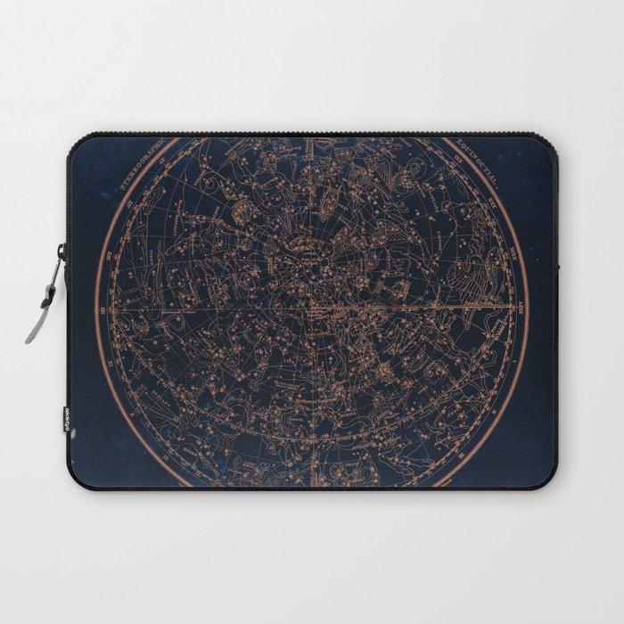 Constellations of the Northern Hemisphere Laptop Sleeve