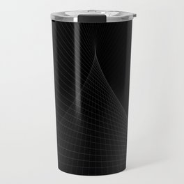 Cosmic Vortex Travel Mug