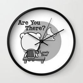 Are You There? Wall Clock