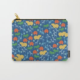 Zoo Animal Fun Carry-All Pouch