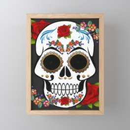 Fiesta Mex Framed Mini Art Print