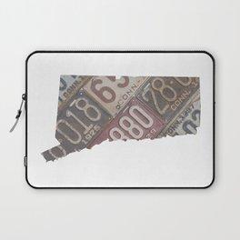 Vintage Connecticut Laptop Sleeve