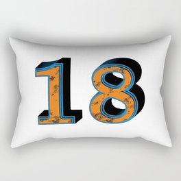 Eighteen Rectangular Pillow