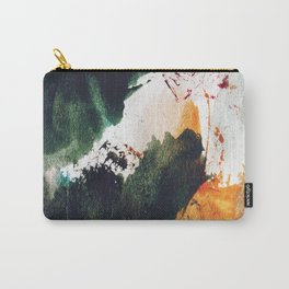 Abstract C6 Carry-All Pouch
