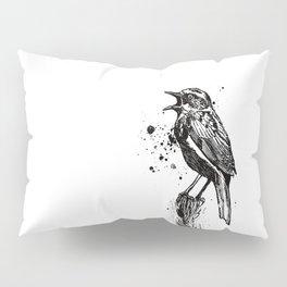 Birds/Prunella Modularis Pillow Sham