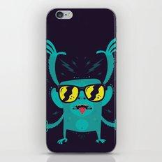 Cool monkey! iPhone Skin