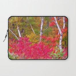 Autumn Decor Laptop Sleeve