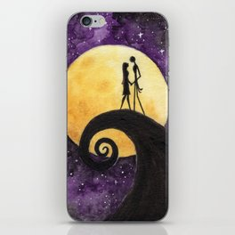 We're Simply Meant To Be iPhone Skin