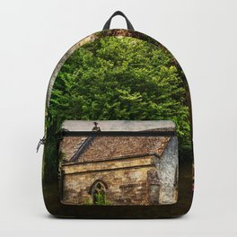 Church By The Oxford Canal Backpack