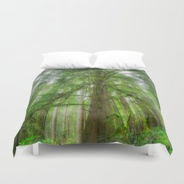 Ethereal Tree Duvet Cover