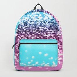 Tropical Beach Lady Glitter #2 #shiny #decor #art #society6 Backpack