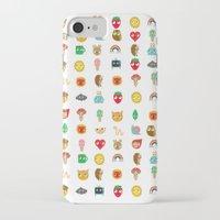 kawaii iPhone & iPod Cases featuring Kawaii by heidi kenney