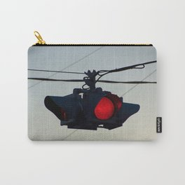 Red sign Carry-All Pouch