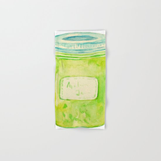 Apple Jam Hand & Bath Towel