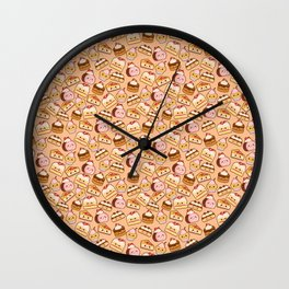 Fun Sweet Treats Wall Clock