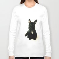 chelsea Long Sleeve T-shirts featuring Chelsea by Zayda Barros
