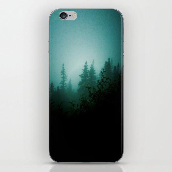 Dark as Night iPhone & iPod Skin