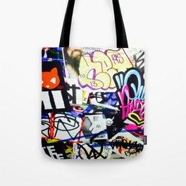 grafiti v.5 Tote Bag