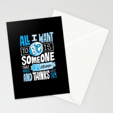 Making and Thinking Stationery Cards