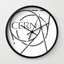Cern 666 Distressed Logo Artwork for Prints Posters Tshirts Bags Mugs Men Women Kids Wall Clock