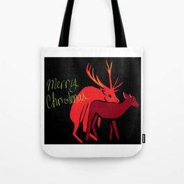 Reindeer games Tote Bag