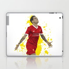 Philippe Coutinho - Liverpool Laptop & iPad Skin