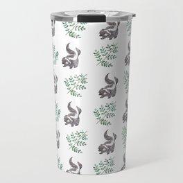 Skunk & Fern Travel Mug