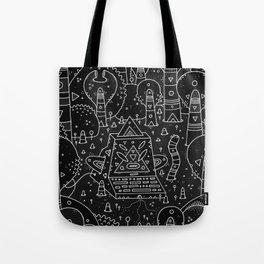 koznoz jungle Tote Bag