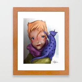 Kikuchi Framed Art Print