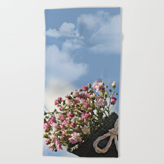 Have a Great Day Beach Towel