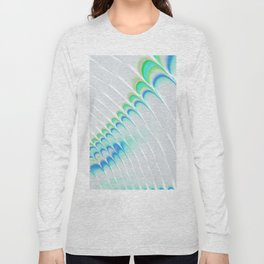 Rippled Arches Long Sleeve T-shirt