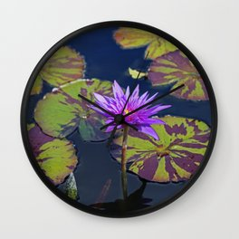 The Passionate One Wall Clock