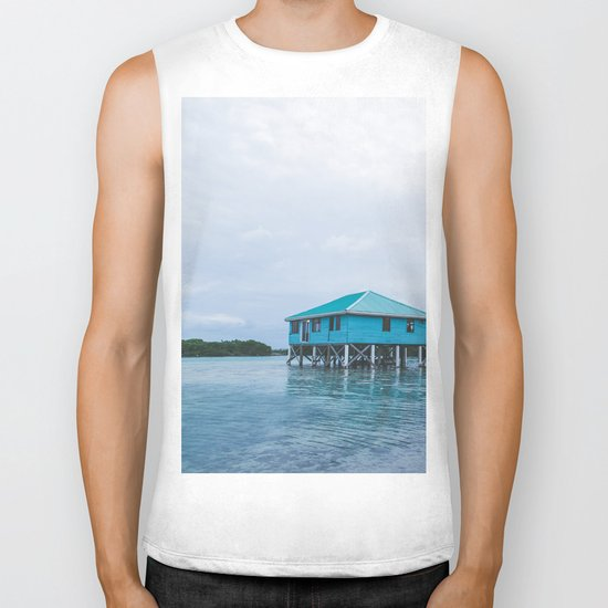 Island Retreat Biker Tank