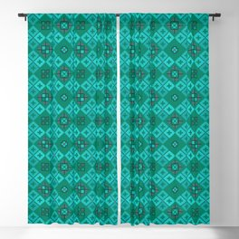 Pattern of the Day 0034 Blackout Curtain