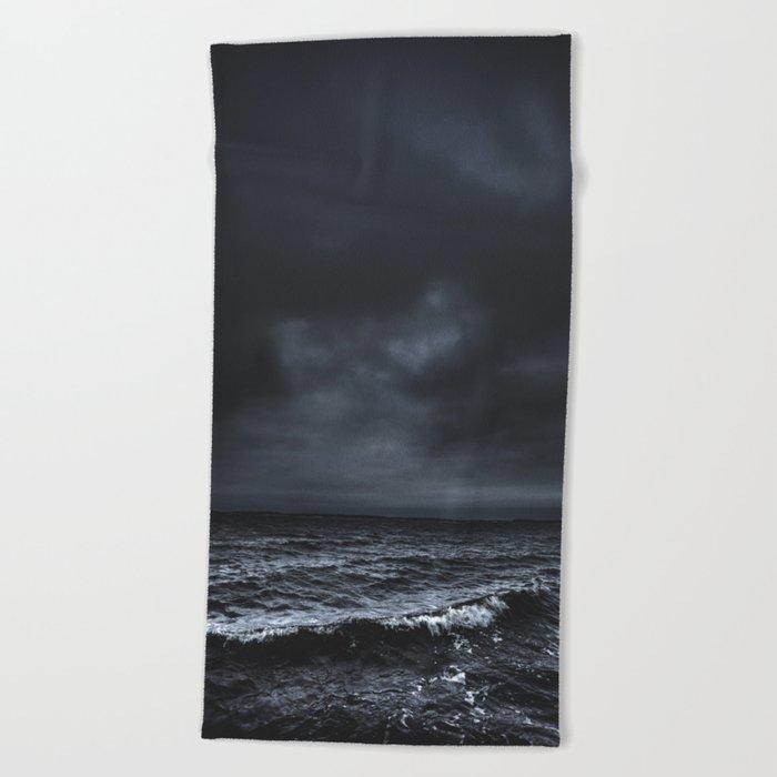 I´m fading Beach Towel