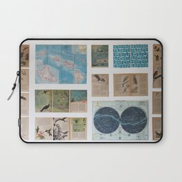 of birds and travels Laptop Sleeve