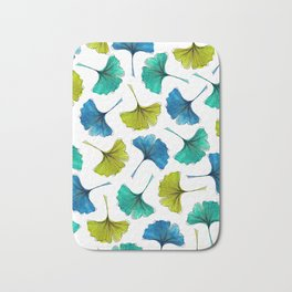 Ginkgo Flush Bath Mat