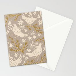 The Birds: Gold Stationery Cards