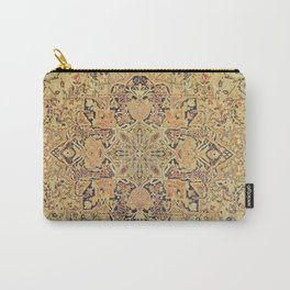 Traditional bright patterned rug Carry-All Pouch