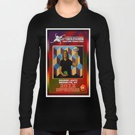 George Leutz Q*Bert Rookie Card Long Sleeve T-shirt