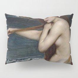 A MERMAID - WATERHOUSE Pillow Sham