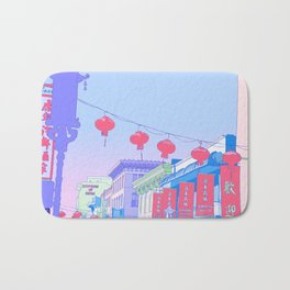 China Town Bath Mat