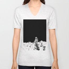 Lunar Picking Unisex V-Neck