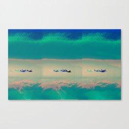 aero planes Canvas Print