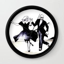 Skeleton Swing Wall Clock